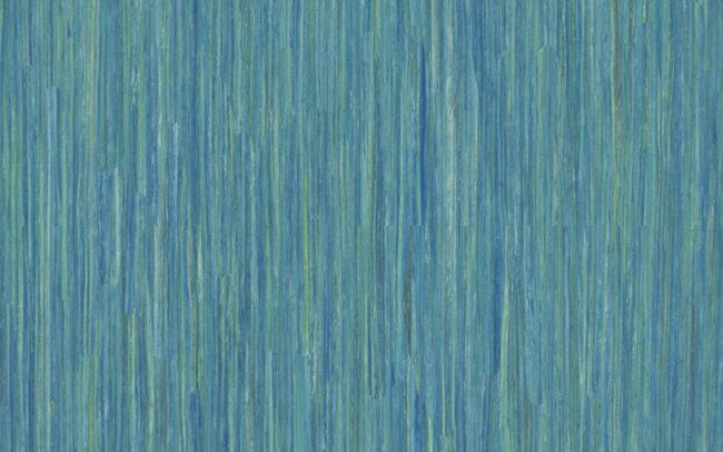 Marmoleum Striato Colour 5243 peacock blue